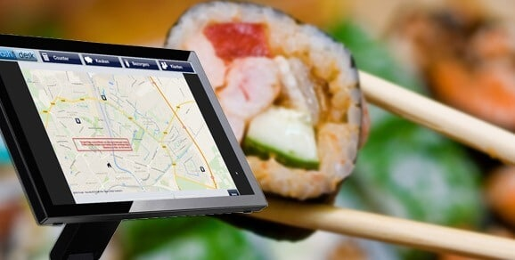 Software voor sushirestaurants